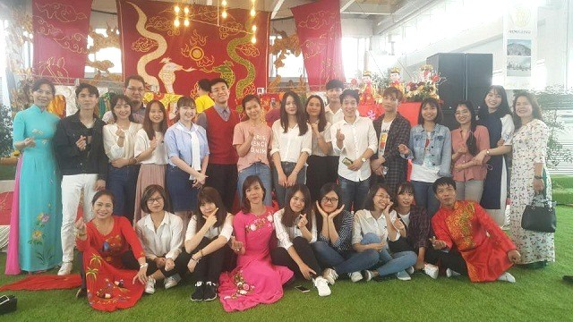 Liên hoan văn hóa tín ngưỡng thờ Mẫu tại Hàn Quốc - ảnh 4