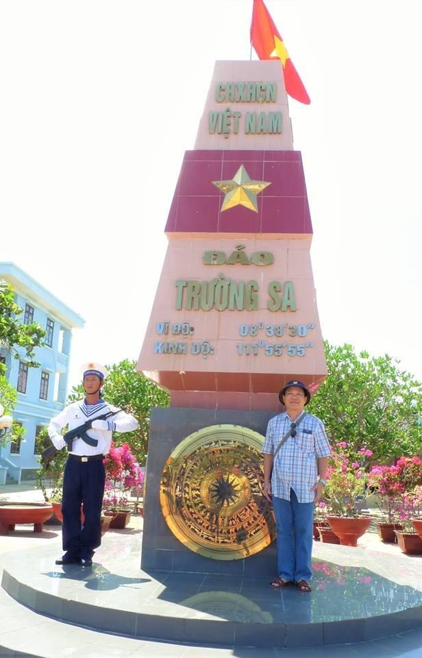 Kiều bào khẳng định chủ quyền của Việt Nam đối với quần đảo Trường Sa - ảnh 1