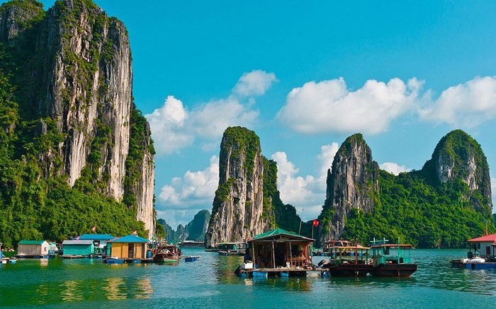 Báo Mỹ bình chọn Vịnh Hạ Long nằm trong top 100 di sản UNESCO đẹp nhất thế giới - ảnh 1