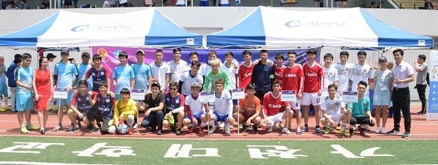 Khởi tranh vòng loại Đại hội thể dục thể thao sinh viên Việt Nam tại Hàn Quốc lần thứ 11 - ảnh 2