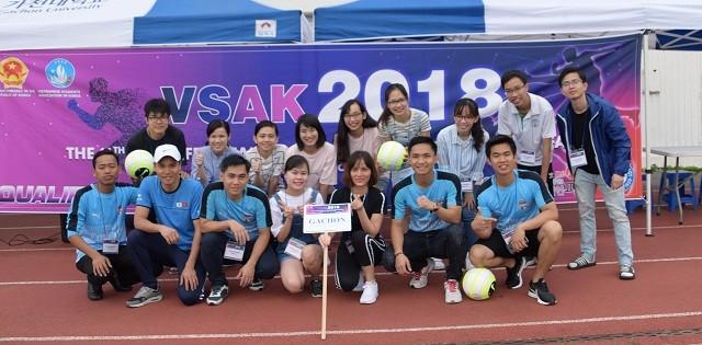 Khởi tranh vòng loại Đại hội thể dục thể thao sinh viên Việt Nam tại Hàn Quốc lần thứ 11 - ảnh 5