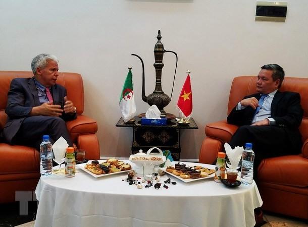 Việt Nam xúc tiến đầu tư và hợp tác thương mại tại Algeria - ảnh 1
