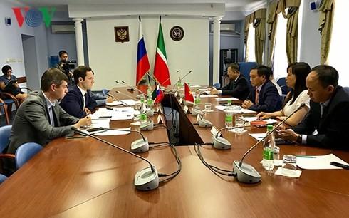 Nhiều triển vọng hợp tác giữa Việt Nam và Cộng hòa Tatarstan - ảnh 2