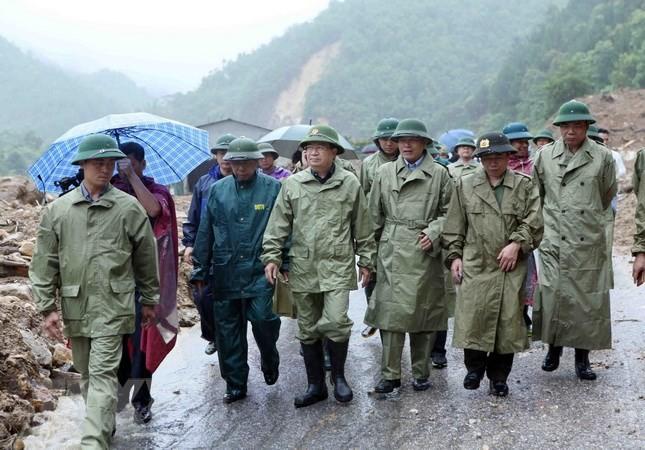 Phó Thủ tướng Trịnh Đình Dũng: Chống mọi biểu hiện chủ quan trong ứng phó sự cố, thiên tai  - ảnh 2