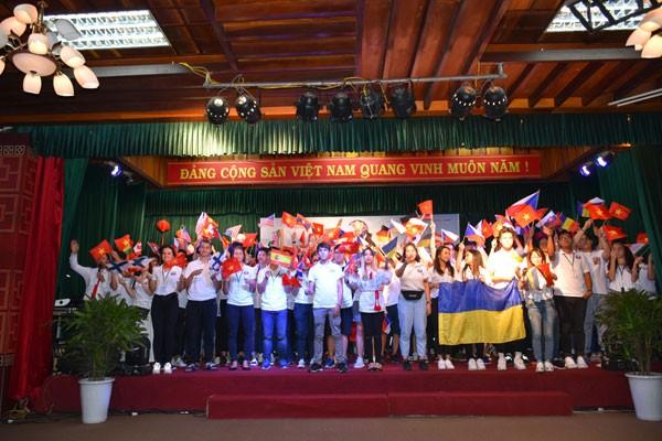 Đại biểu trại hè VN 2018 giao lưu với thanh niên tỉnh Quảng Nam - ảnh 1