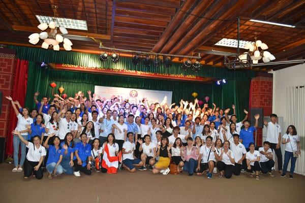 Đại biểu trại hè VN 2018 giao lưu với thanh niên tỉnh Quảng Nam - ảnh 3