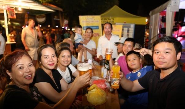 Công ty Asia Sky Tours của người Việt tham dự Liên hoan Bia quốc tế lần thứ 22 tại Berlin - ảnh 2