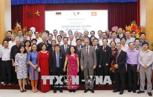 Ông Nguyễn Chí Dũng được tín nhiệm giữ chức Chủ tịch Hội hữu nghị Việt Nam – Đức nhiệm kỳ 2018-2023 - ảnh 2