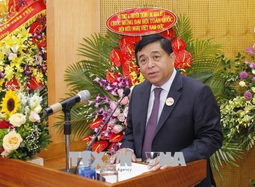 Ông Nguyễn Chí Dũng được tín nhiệm giữ chức Chủ tịch Hội hữu nghị Việt Nam – Đức nhiệm kỳ 2018-2023 - ảnh 1