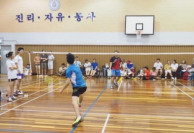 Đại hội thể dục thể thao lần thứ 11 – sân chơi bổ ích gắn kết du học sinh Việt Nam tại Hàn Quốc - ảnh 11