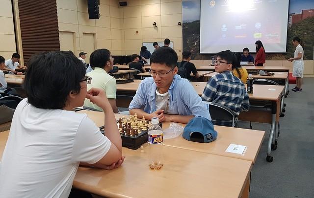 Đại hội thể dục thể thao lần thứ 11 – sân chơi bổ ích gắn kết du học sinh Việt Nam tại Hàn Quốc - ảnh 12