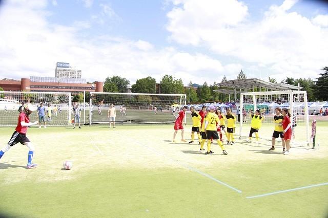 Đại hội thể dục thể thao lần thứ 11 – sân chơi bổ ích gắn kết du học sinh Việt Nam tại Hàn Quốc - ảnh 9