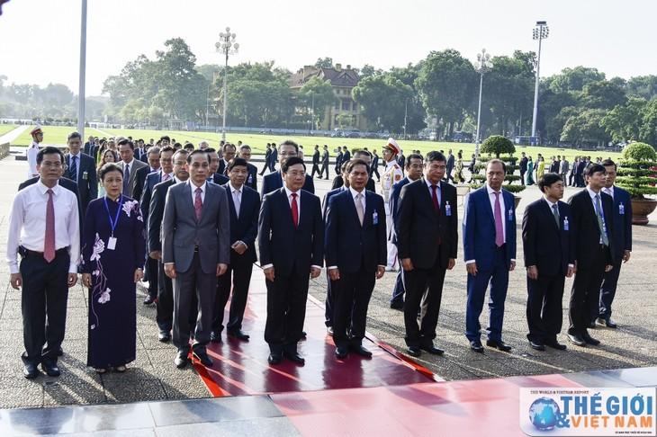 Khai mạc hội nghị ngoại giao lần thứ 30 - ảnh 1