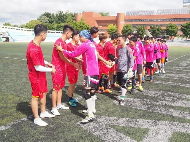 Đại hội thể dục thể thao lần thứ 11 – sân chơi bổ ích gắn kết du học sinh Việt Nam tại Hàn Quốc - ảnh 8