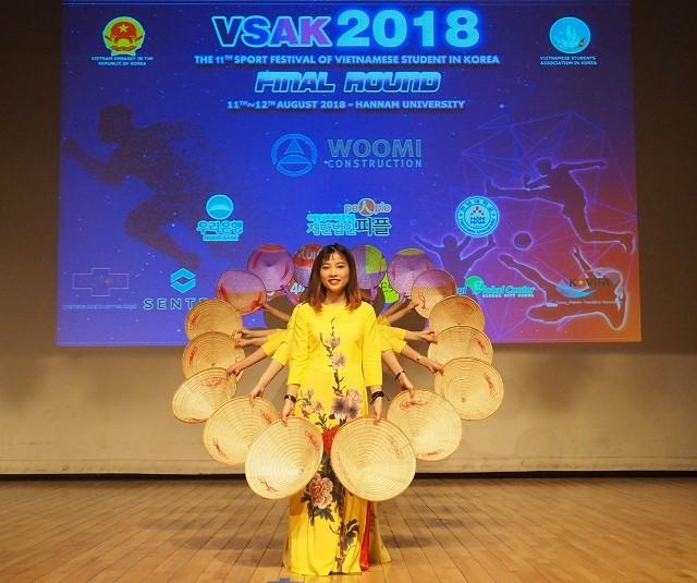 Đại hội thể dục thể thao lần thứ 11 – sân chơi bổ ích gắn kết du học sinh Việt Nam tại Hàn Quốc - ảnh 6