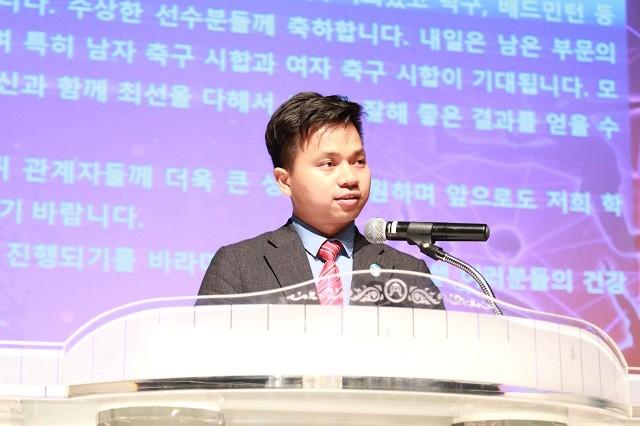 Đại hội thể dục thể thao lần thứ 11 – sân chơi bổ ích gắn kết du học sinh Việt Nam tại Hàn Quốc - ảnh 5