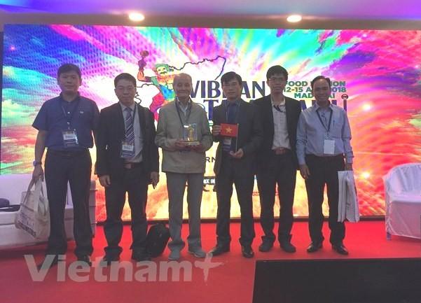 Việt Nam tham dự Hội chợ Thực phẩm Vibrant Tamil Nadu tại Ấn Độ - ảnh 1