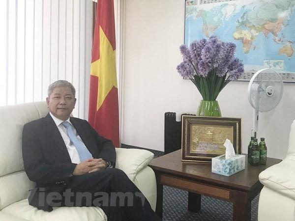 """Đại sứ Cao Trần Quốc Hải: Quan hệ Việt Nam và Israel đang bước vào """"giai đoạn vàng"""" - ảnh 1"""