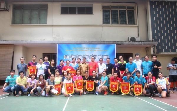 Cộng đồng người Việt ở nước ngoài hòa chung niềm tự hào nhân ngày quốc khánh 02/09 - ảnh 1