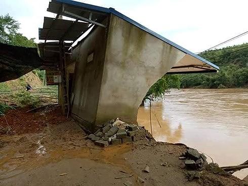 Tập trung khắc phục hậu quả do mưa lũ - ảnh 1