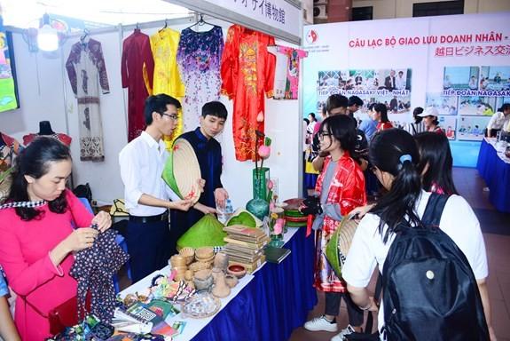 Ngày hội Việt - Nhật tại Thành phố Hồ Chí Minh - ảnh 1