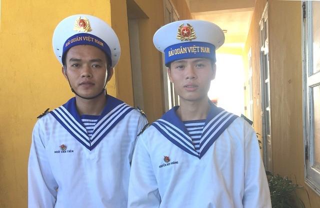 Chiến sĩ đảo Đá Đông vững vàng bám trụ nơi đầu sóng - ảnh 4