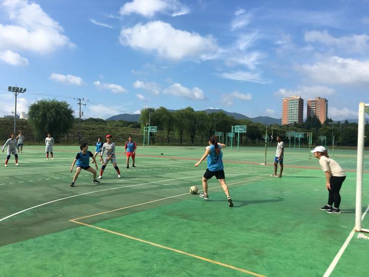 Sôi nổi Hội thao khu vực Gyeongbuk-Daegu lần thứ II năm 2018 - ảnh 3