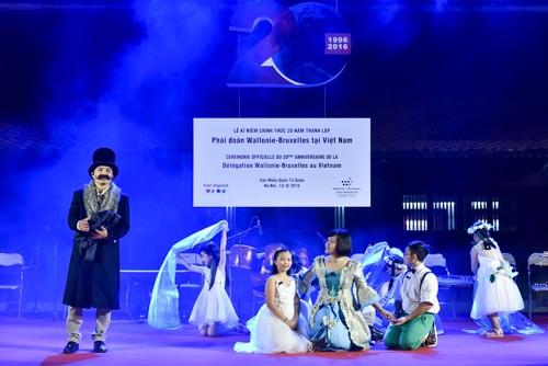 25 năm hợp tác văn hóa giữa Việt Nam và Wallonie - Bruxelles  - ảnh 3