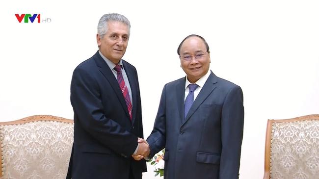 Thủ tướng Nguyễn Xuân Phúc tiếp Tổng thư ký Liên hiệp Công đoàn thế giới - ảnh 1