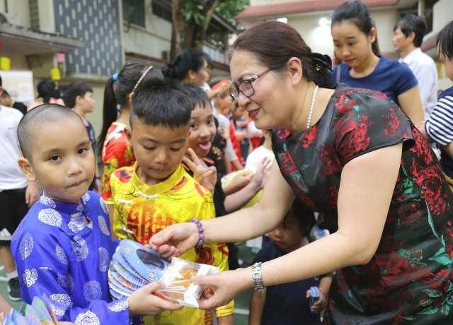 Trẻ em Việt Nam tại Malaysia vui Tết Trung thu - ảnh 5