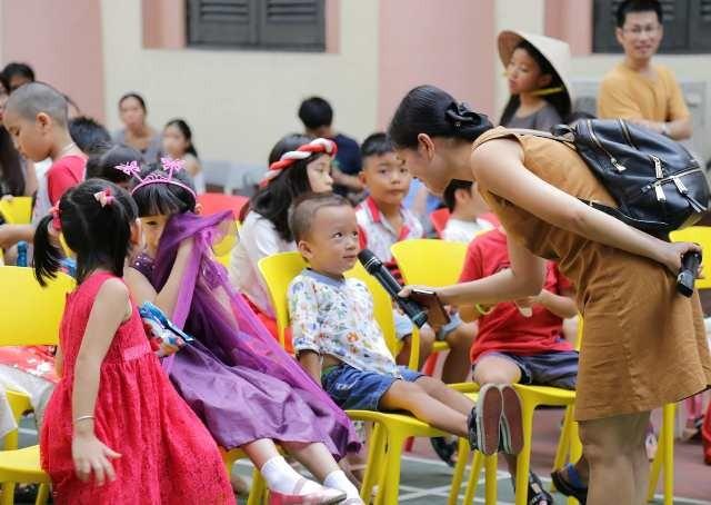 Trẻ em Việt Nam tại Malaysia vui Tết Trung thu - ảnh 4