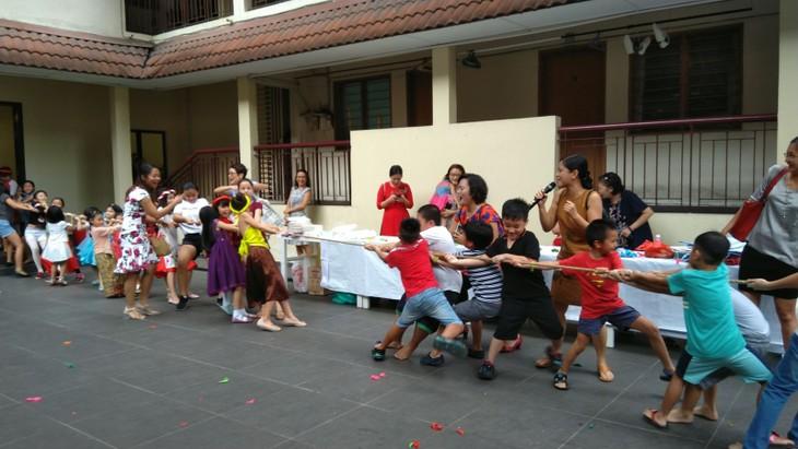 Trẻ em Việt Nam tại Malaysia vui Tết Trung thu - ảnh 3