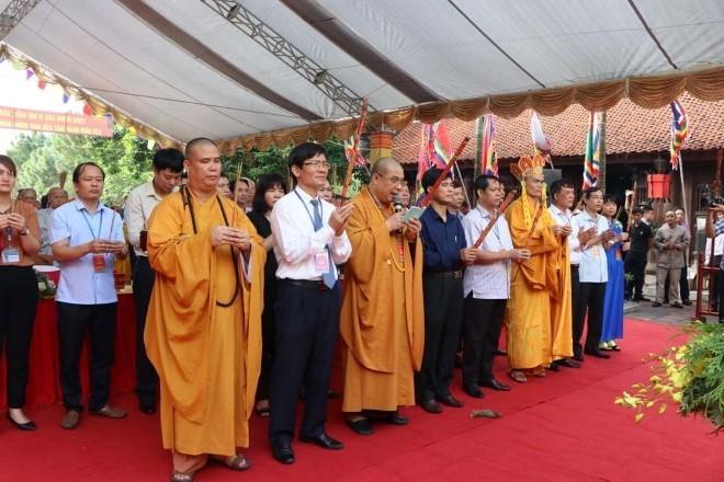 Tưởng niệm 576 năm ngày mất Anh hùng dân tộc, Danh nhân văn hóa thế giới Nguyễn Trãi - ảnh 1