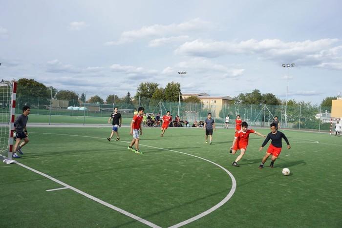 Đại hội thể dục thể thao du học sinh Việt Nam tại Cộng hòa Czech lần thứ nhất - ảnh 1
