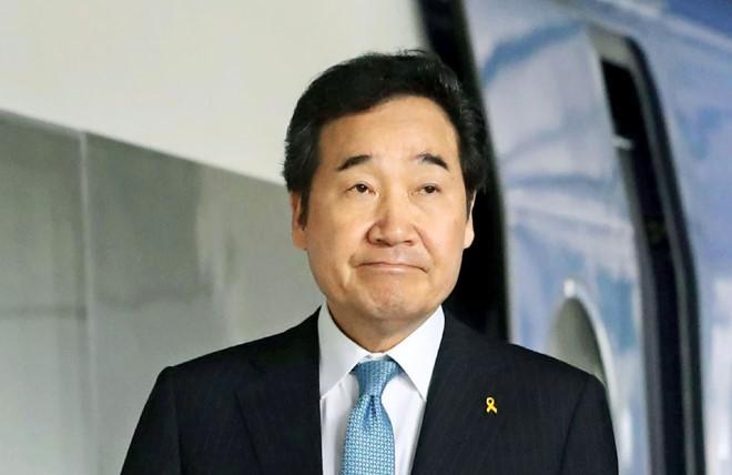 Thủ tướng Hàn Quốc, Thủ tướng Campuchia tới Việt Nam viếng Chủ tịch nước Trần Đại Quang - ảnh 1