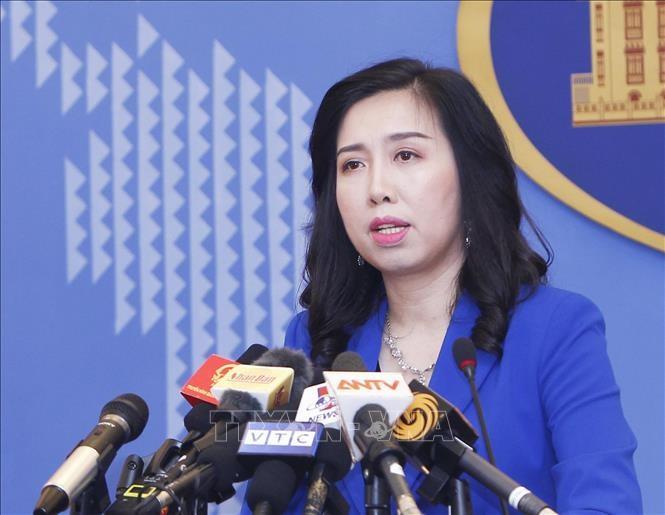 Việt Nam lên án mạnh mẽ hành vi tấn công khủng bố dưới mọi hình thức - ảnh 1