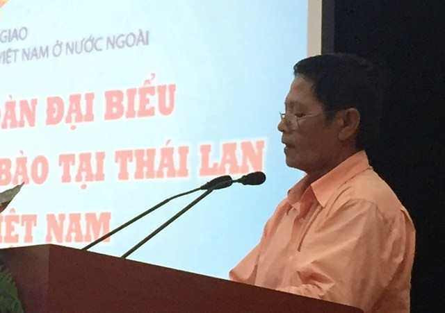Mang tiếng nói dân tộc đến với thế hệ gốc Việt tại Thái Lan - ảnh 4