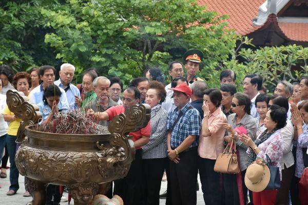 Mang tiếng nói dân tộc đến với thế hệ gốc Việt tại Thái Lan - ảnh 3
