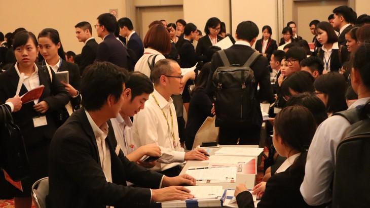 Hội thảo kết nối sinh viên Việt Nam với doanh nghiệp tại Nhật Bản lần thứ 6 - ảnh 1