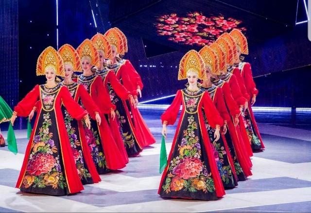 Chương trình biểu diễn nghệ thuật Nga tại Việt Nam - ảnh 1