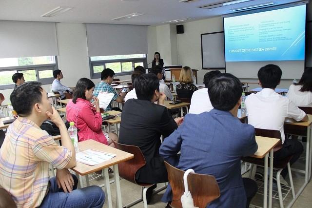 Du học sinh Việt Nam tại Hàn Quốc với các hoạt động nghiên cứu khoa học và phong trào sinh viên - ảnh 4