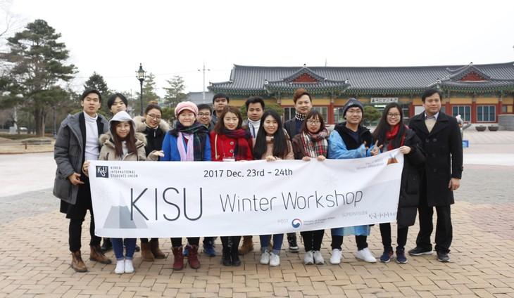 Du học sinh Việt Nam tại Hàn Quốc với các hoạt động nghiên cứu khoa học và phong trào sinh viên - ảnh 2