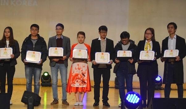 Du học sinh Việt Nam tại Hàn Quốc với các hoạt động nghiên cứu khoa học và phong trào sinh viên - ảnh 5
