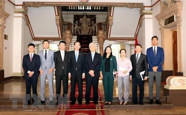 Tập đoàn Mitsubishi (Nhật Bản) muốn đầu tư xây dựng nhà máy xử lý rác thải thành năng lượng tại Thành phố Hồ Chí Minh - ảnh 1