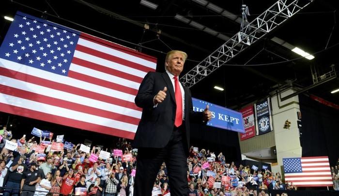 Nước Mỹ và những thách thức sau bầu cử - ảnh 1