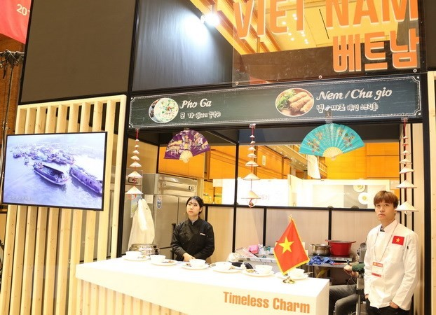 Lễ hội ẩm thực ASEAN 2018 ở Hàn Quốc - ảnh 1