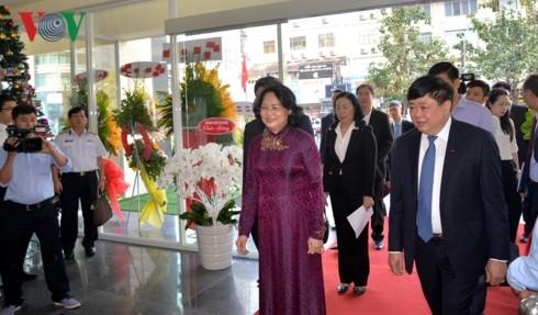 VOV thành phố Hồ Chí Minh kỷ niệm 30 năm thành lập và đưa trụ sở mới vào hoạt động - ảnh 1