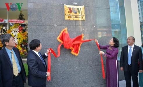 VOV thành phố Hồ Chí Minh kỷ niệm 30 năm thành lập và đưa trụ sở mới vào hoạt động - ảnh 2