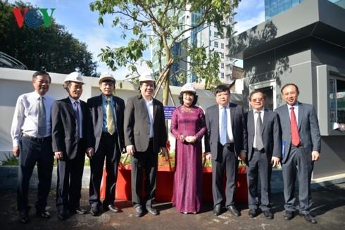 VOV thành phố Hồ Chí Minh kỷ niệm 30 năm thành lập và đưa trụ sở mới vào hoạt động - ảnh 3