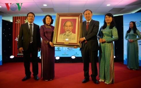 VOV thành phố Hồ Chí Minh kỷ niệm 30 năm thành lập và đưa trụ sở mới vào hoạt động - ảnh 7